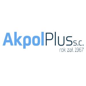 Betonowe kosze na śmieci - Akpol Plus